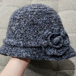 Woven hat by Renee's NYC accessories